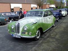 "BMW 502 ""Barockengel"" (Davydutchy) Tags: auto car classiccar bmw oldtimer veteran v8 tatra trd 502 klassiker barockengel"