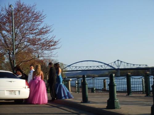 Random Prom people