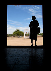 Doa (Memo Vasquez) Tags: woman church silhouette sonora mxico mujer iglesia silueta indgena doa memovasquez huatabampo indgenasmayos jpare platinumheartaward