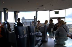 Guinness Gravity Bar (cosmic[SGA]) Tags: ireland dublin nikon eire d40 europeancities martinakrizikova