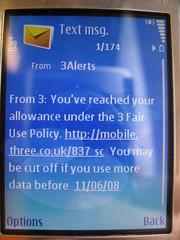 3 Fair usage