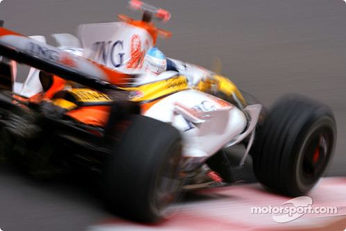 Formula 1 Grand Prix, Monaco, Saturday Practice