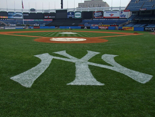 Yankee Stadium, New York by Uncle Buddha.