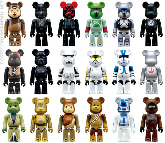 STARWARS-BEARBRICKS