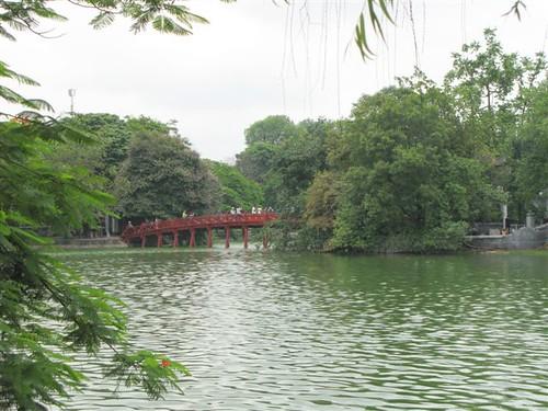 Hoan Kiem Lake, Hanoi (2)