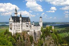 (Alberto Quiones) Tags: castle germany bayern deutschland bavaria europa europe alemania castillo baviera landscapesofvillagesandfields absolutelystunningscapes