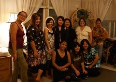 The Girls (c.gibo) Tags: gathering aunty stellas