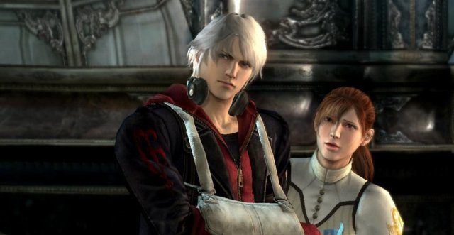 Devil May Cry 4: extended vakaras :))