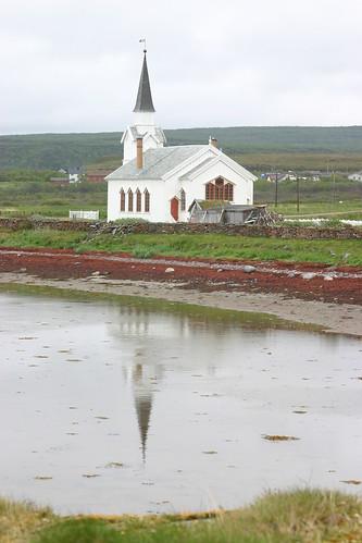Iglesia de Nesseby