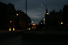 midday on Dalkeith Road, in Edinburghs trendy bohemiopolitan Newington. By flick user Mr Pauly D.
