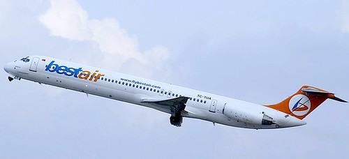 'Best Air' Commenced  Direct  Flights Between Dhaka and Colombo (28/07/2008)