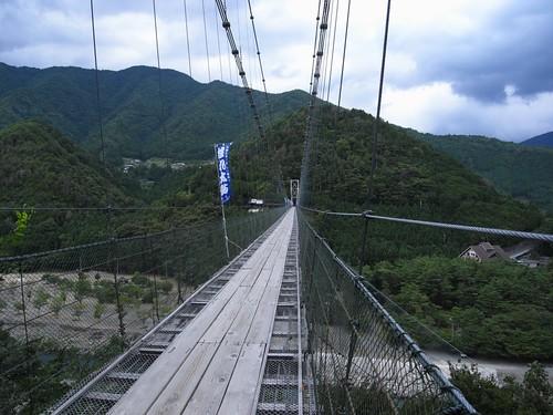 谷瀬の吊り橋-02
