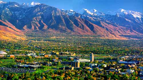 Wasatch Front, from the U