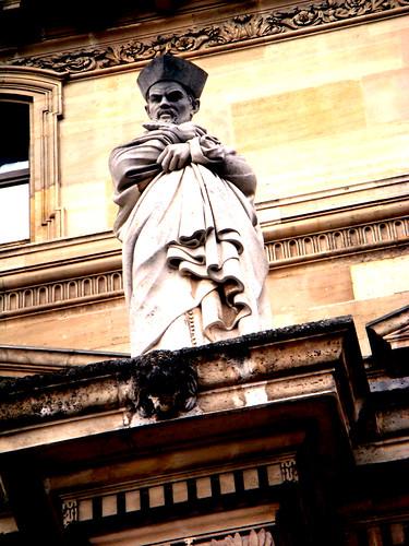 cour napoleon