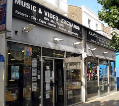 Picture of Music And Video Exchange, Notting Hill