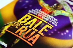 Bale de Rua programme cover, Edinburgh Festival Fringe 2008