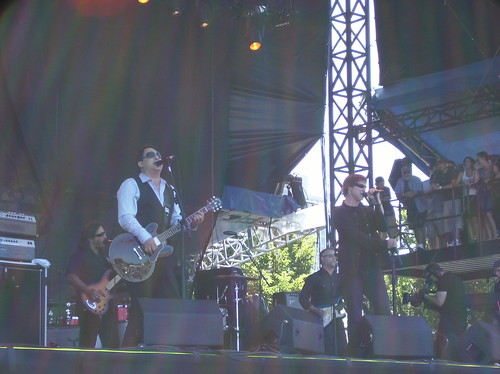 Greg Dulli and Mark Lanegan, The Gutter Twins