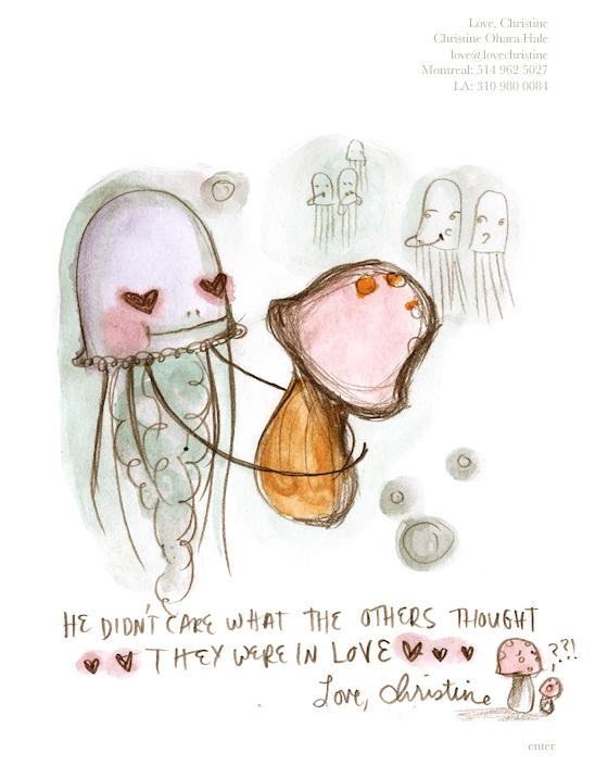 Jellyfish Comic