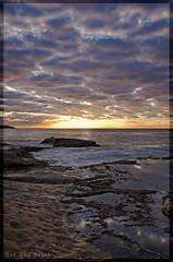 Dirty Sky (l plater) Tags: seascape clouds sunrise landscape dawn rocks waves horizon sydney australia best soe hdr northernbeaches deewhybeach bej abigfave almostanything flickrelite theperfectphotographer goldstaraward lplater unlimitedphotos overtheshot goldenvisions