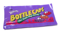 Wonka Bottlecaps Package