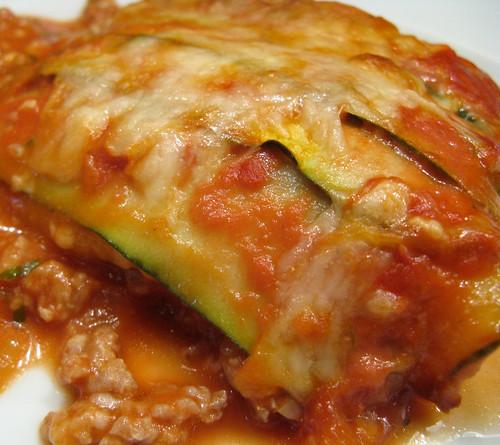 Good Appetite: Zucchini & Turkey Lasagna