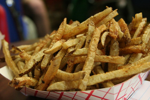 Duck Fat Fries