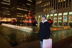Rockefeller Center (cheukiecfu) Tags: christmas newyork fountain night geotagged unitedstates country rockefellercenter location ornament province exxonbuilding 1251avenueoftheamericas geo:lat=4075977310 geo:lon=7398071051