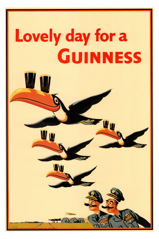 guinness wallpaper. Guinness Toucans wallpaper