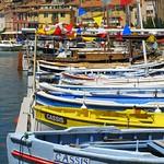Port de Cassis (Provence - France)