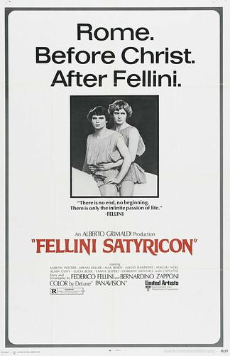 Satyricon di Fellini