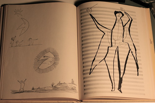 The Line Art And Living : The art of living by saul steinberg a review