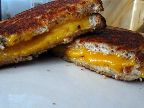 Cheesy Goodness