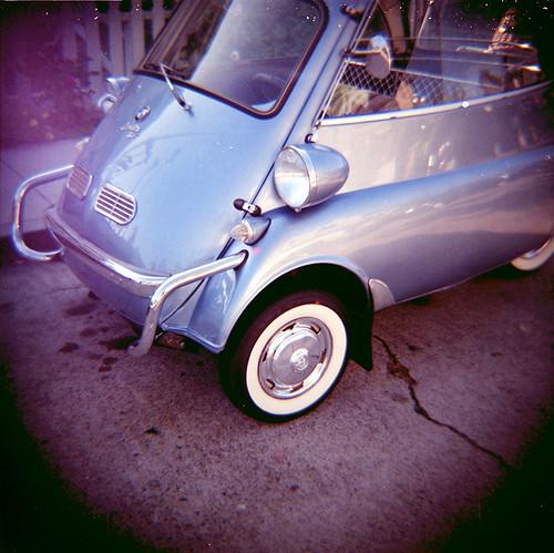 Funny Little Car