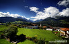 Good morning, Goodbye !! (abdull) Tags: morning blue green clouds canon austria good sigma bye 1020 hdr abdullah 10mm patsch alhamad