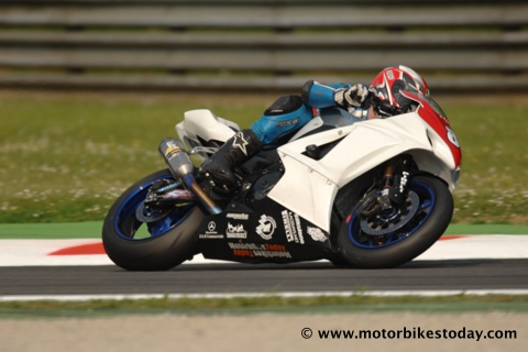 2008 Monza, Italy Race