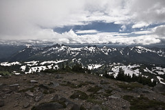 Mt_Rainier_6138 (absencesix) Tags: travel sky snow mountains nature weather clouds washington nationalpark unitedstates iso400 july noflash mountrainiernationalpark northamerica 1020mm 2008 locations locale 13mm canoneos30d geocity camera:make=canon exif:make=canon exif:iso_speed=400 apertureprioritymode topano july262008 naturallocale summer2008travel panoramasections selfrating0stars exif:focal_length=13mm 11000secatf11 geostate geocountrys exif:lens=100200mm exif:model=canoneos30d camera:model=canoneos30d exif:aperture=11 subjectdistanceunknown mountrainierwa07262008