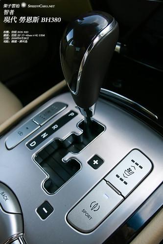 Hyundai Genesis 380 Gt. Hyundai Rohens (Genesis) BH380