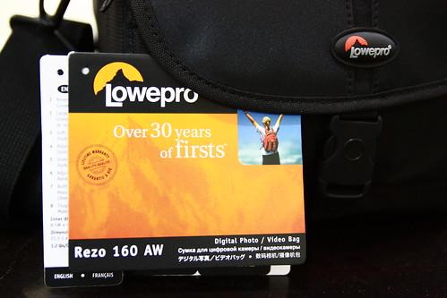 Lowepro Rezo 160AW
