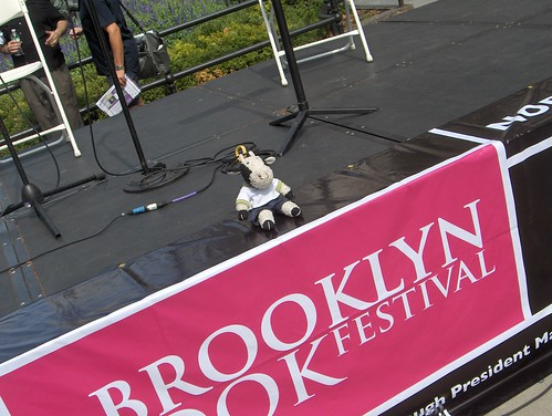 Bully, Live on stage at the Brooklyn Book Festival!