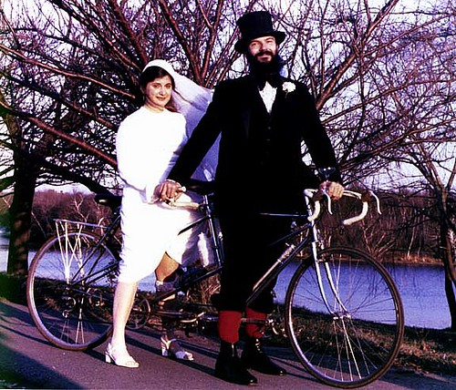 Mr and Mrs Captain Bike