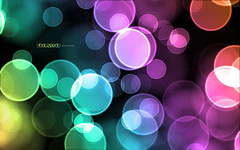 Digital Bokeh Wallpaper (abduzeedo) Tags: work portfolio tutorial pixelmator abduzeedo