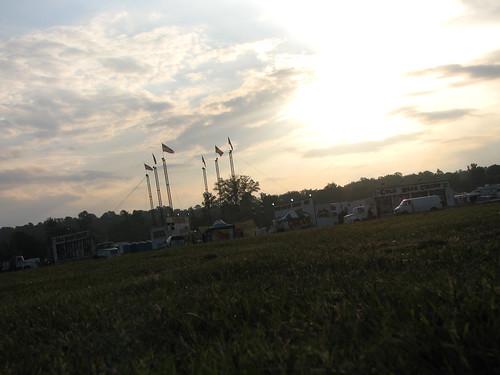 Circus Sunrise