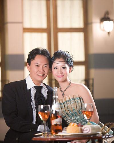 你拍攝的 Angel婚紗照1。