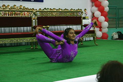 Asana (YY) Tags: people india yoga demo performance poses asana jamshedpur