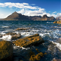 Elgol (Spencer Bowman) Tags: mountain seascape skye scotland cuillins isle elgol bestview