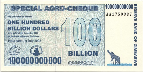 100 Billion Dollars