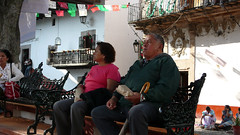 taxco zocalo by franziska nyffeler