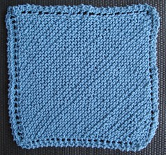 Simple Dish Cloth 1