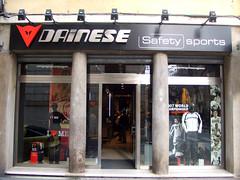 Vicenza - Dainese Store (David.sheridan) Tags: racing safety moto protection vicenza dainese