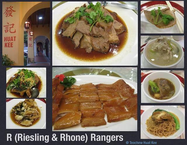 R (Riesling & Rhone) Rangers